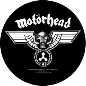 Motorhead - Hammered (Backpatch)