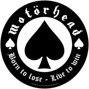 Motorhead - Born To Lose (Backpatch)