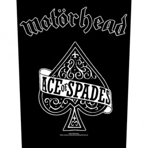 Motorhead - Ace Of Spades (Backpatch)