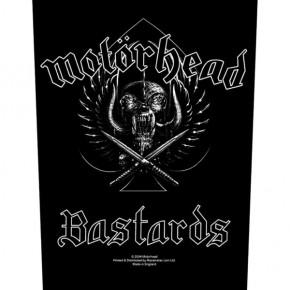 Motorhead - Bastards (Backpatch)
