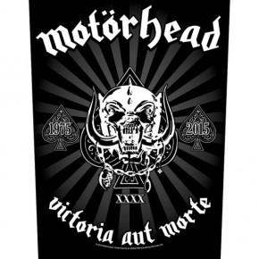 Motorhead - Victoria Aut Morte (Backpatch)