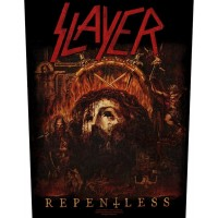 Slayer - Repentless (Backpatch)