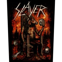 Slayer - Devil On Throne (Backpatch)
