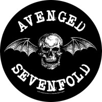 Avenged Sevenfold - Death Bat (Backpatch)