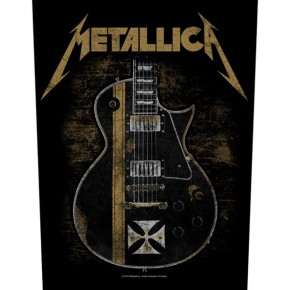 Metallica - Hetfield Guitar (Backpatch)