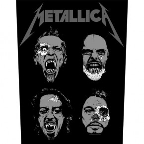Metallica - Undead (Backpatch)