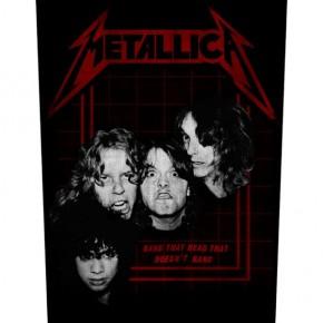 Metallica - Bang That Head (Backpatch)