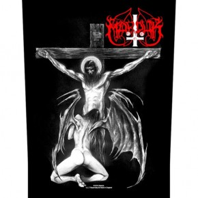 Marduk - Christ Raping Black Metal (Backpatch)