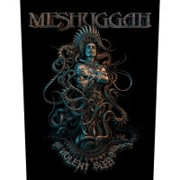 Meshuggah - Violent Sleep Of Reason (Backpatch)