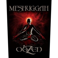 Meshuggah - Obzen (Backpatch)