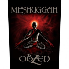 Meshuggah - Obzen (Backpatch)