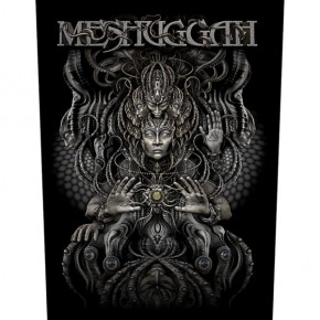 Meshuggah - Musical Deviance (Backpatch)