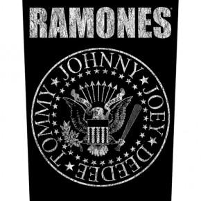 Ramones - Seal (Backpatch)