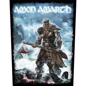 Amon Amarth - Jomsviking (Backpatch)