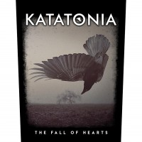 Katatonia - The Fall Of Hearts (Backpatch)