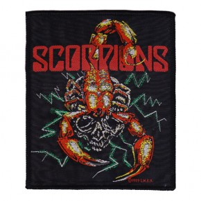 Scorpions - Logo (Patch)