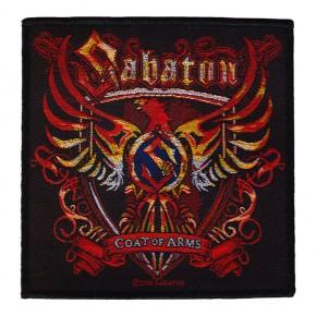 Sabaton - Coat Of Arms (Patch)