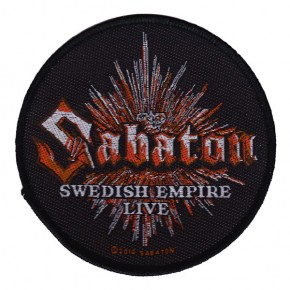Sabaton - Swedish Empire Live (Patch)