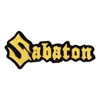 Sabaton - Embroidered Logo (Patch)