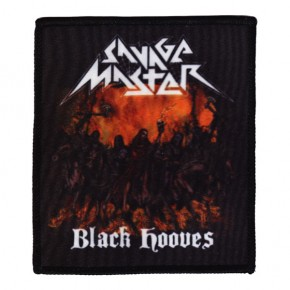 Savage Master - Black Hooves (Patch)
