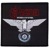 Saxon - Wheels Of Steel (Patch)
