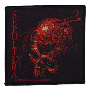 Sepultura - Beneath The Remains (Patch)