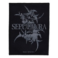 Sepultura - Logo (Patch)