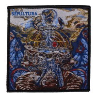 Sepultura - Machine Messiah (Patch)