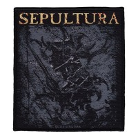 Sepultura - The Mediator (Patch)