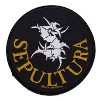 Sepultura - Circular Logo (Patch)