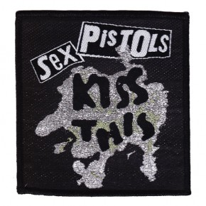Sex Pistols - Kiss This (Patch)