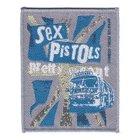 Sex Pistols - Pretty Vacant Grey (Patch)