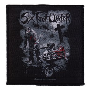 Six Feet Under - Dead Meat (Patch)