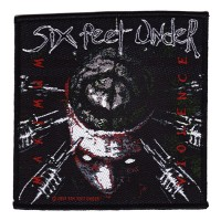 Six Feet Under - Maximum Violence (Patch)