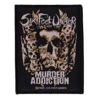 Six Feet Under - Murder Addiction (Patch)