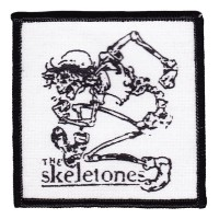 Skeletones - Logo (Patch)
