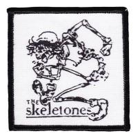 Skeletones - Logo (Patch)