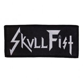 Skull Fist - Logo (Patch)