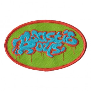 Beastie Boys - Embroidered Blue Logo (Patch)