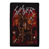 Slayer - Devil On Throne (Patch)