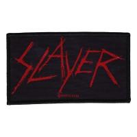 Slayer - Scratch Logo (Patch)