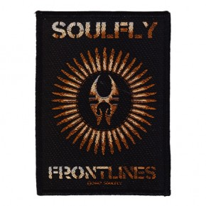 Soulfly - Frontlines (Patch)