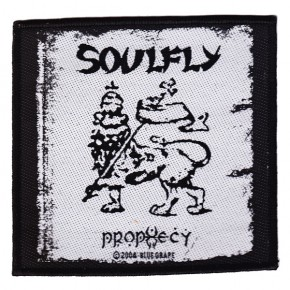 Soulfly - Prophecy (Patch)