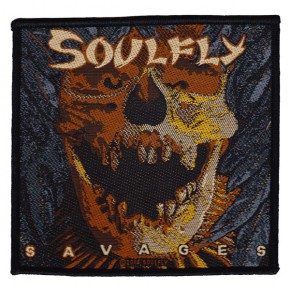 Soulfly - Savages (Patch)