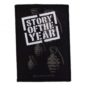 Story Of The Year - Grenade (Patch)