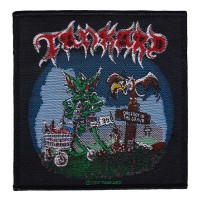 Tankard - One Foot In The Grave (Patch)
