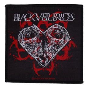 Black Veil Brides - Skull Heart (Patch)