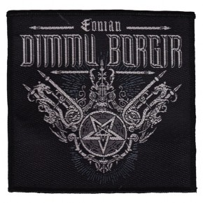 Dimmu Borgir - Eonian (Patch)
