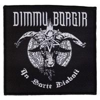 Dimmu Borgir - In Sorte Diaboli (Patch)