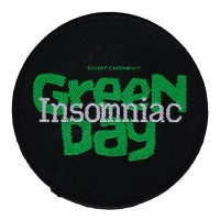 Green Day - Insomniac Round (Patch)
